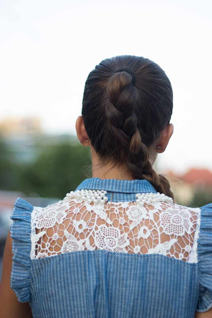Jeans-and-lace-back-detail