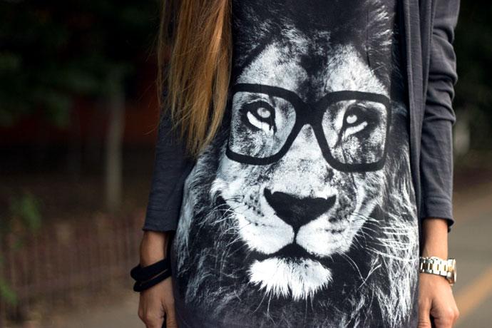 Lion-heart-tee