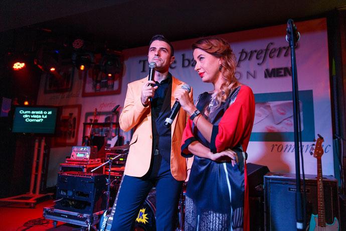 Cornel Ilie și Raluca Kișescu