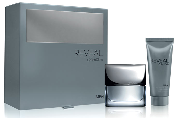 Calvin Klein REVEAL Man ( EDT 50ml + Hand & Body WASH 100ml) 250 lei