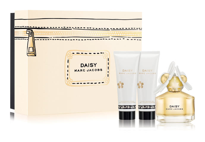 Marc Jacobs Daisy (EDT 50ml + BL 75ml + SG 75ml) 295 lei
