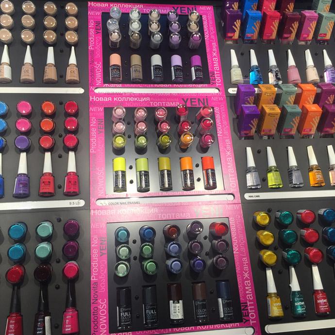 flormar nail polish
