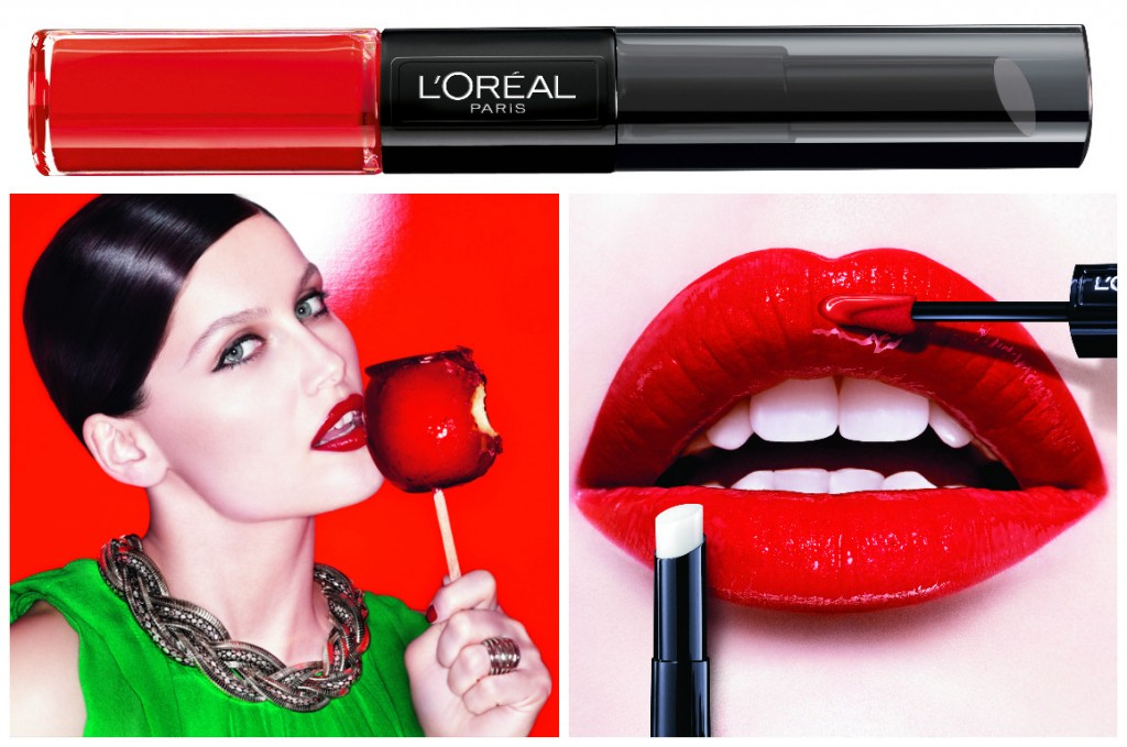 loreal infaillible lips