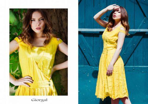 Giorgal sau cum arată rochia de care m-am îndrăgostit