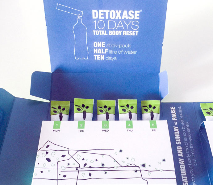 super body reset detoxase